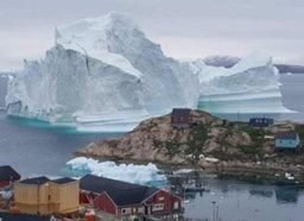 """""""Groenland staat niet te koop"""""""