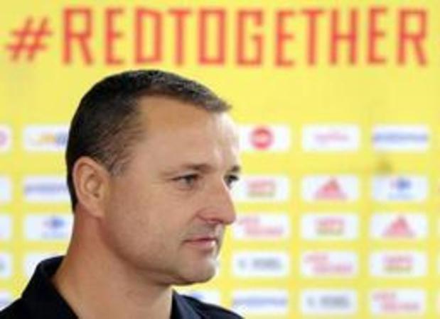 Bondscoach Red Flames wil lessen trekken uit oefeninterland tegen Engeland