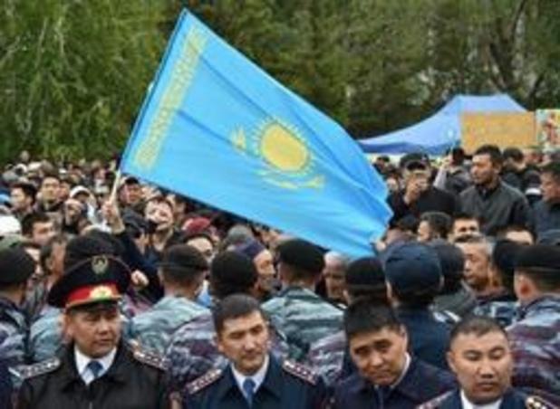 """Presidentsverkiezingen Kazachstan """"bezoedeld door schendingen van fundamentele vrijheden"""""""