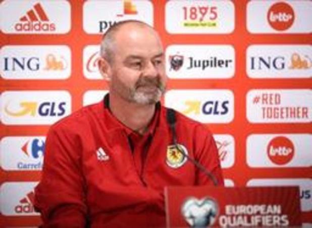 """Diables Rouges - Selon le sélectionneur écossais Clarke, son équipe devra """"être parfaite défensivement"""""""