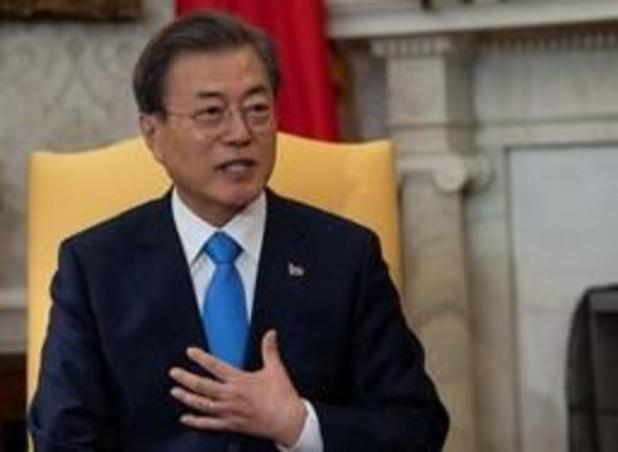Zuid-Koreaanse president wil vierde top met Kim Jong-un