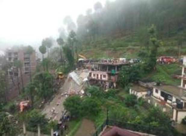 La mousson continue en Inde, entrainant 51 décès et affectant des millions d'habitants