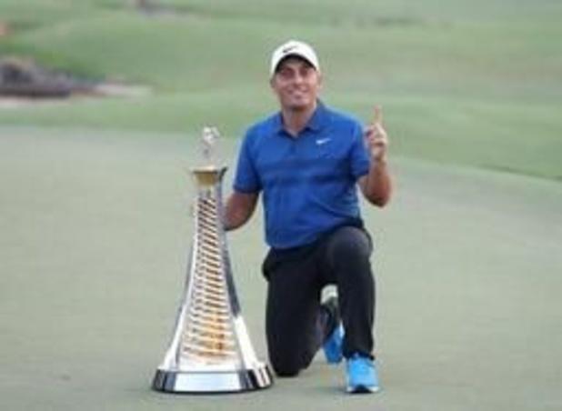 The Masters golf - Molinari leidt na derde ronde, Woods rukt op naar tweede plaats