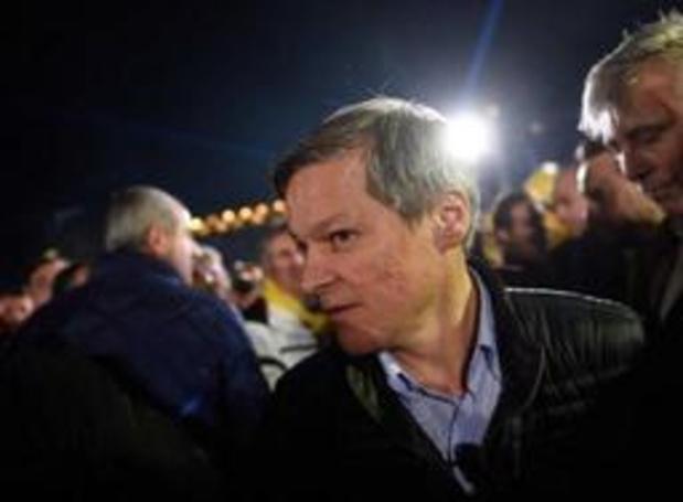 L'ancien Premier ministre roumain Ciolos candidat à la succession de Verhofstadt