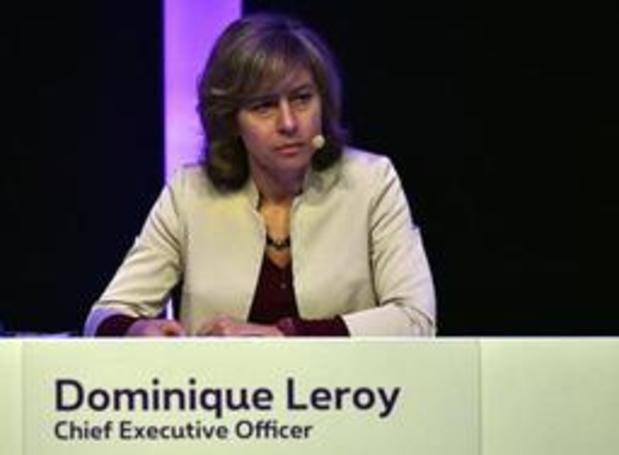 CEO Dominique Leroy ruilt Proximus in voor KPN