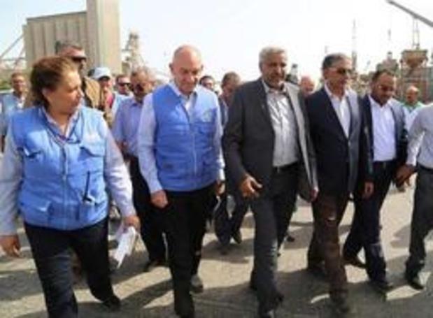 Yémen: le chef de l'ONU rejette des critiques du président Hadi