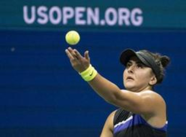 US Open - Elise Mertens treft in kwartfinale de Canadese Bianca Andreescu