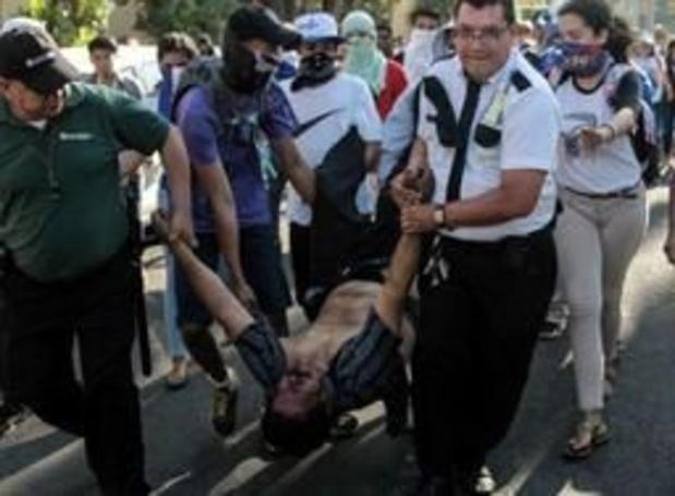 Opnieuw vier manifestanten opgepakt in Nicaragua