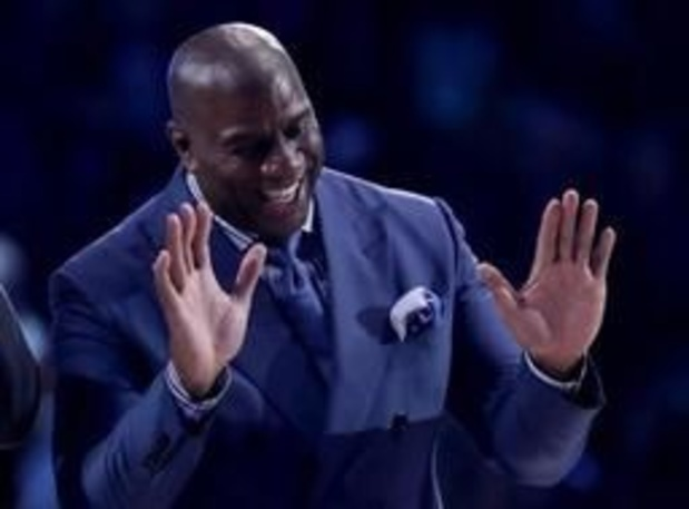 Magic Johnson stapt op als Lakers-voorzitter