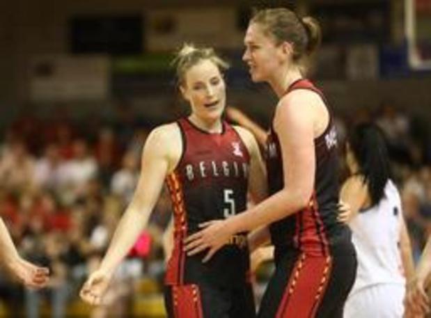 Nouvelle victoire pour Washington Mystics et Emma Meesseman