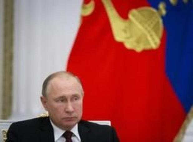 """Moskou zegt dat Londen """"de vrijheid wurgt"""" met arrestatie Assange"""