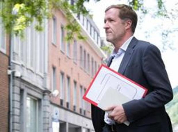 Federale formatie - Magnette (PS) stelt noodregering zonder N-VA voor