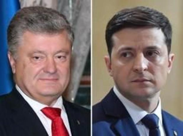 Krijgt Oekraïne een comedian als president?