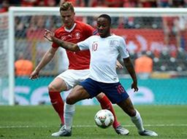 L'Angleterre bat la Suisse aux tirs au but et prend la 3e place en Ligue des Nations