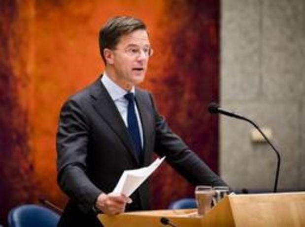 Nederlandse eerste minister biedt Groningers excuses aan voor aardbevingen