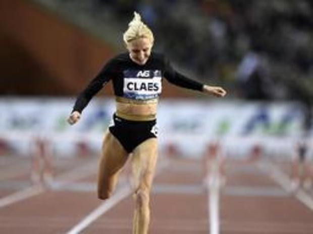Mémorial Van Damme - Paulien Couckuyt devance Hanne Claes sur 400m haies en clôture de la 43e édition