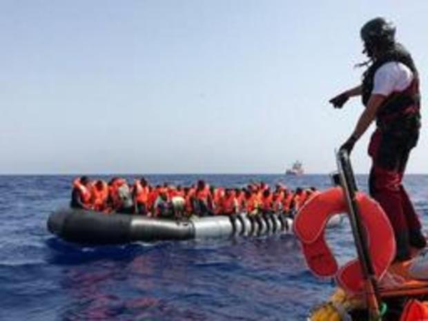 Asiel en migratie - Minstens 500 migranten aangekomen op Lesbos donderdag
