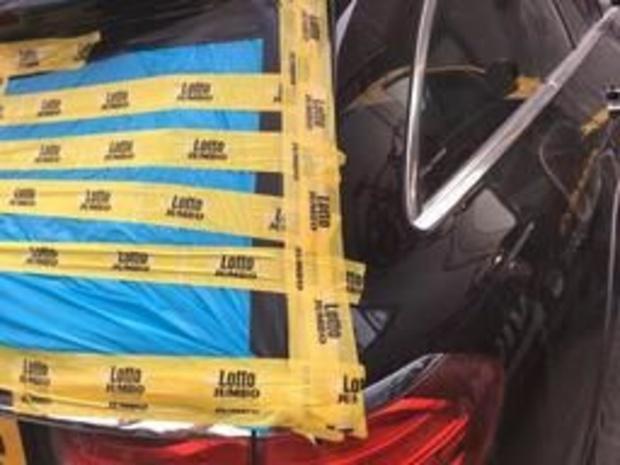 Parijs-Roubaix - Tiesj Benoot enkele weken aan de kant na zware valpartij