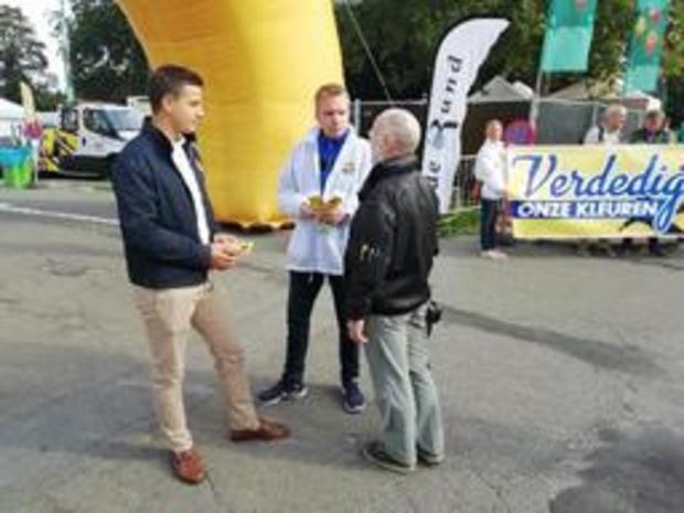 Vlaams Belang voert actie voor sterker Vlaams karakter