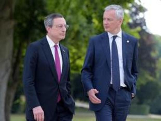 Taxation du numérique: le G7 Finances trouve un consensus ouvrant la voie à un accord