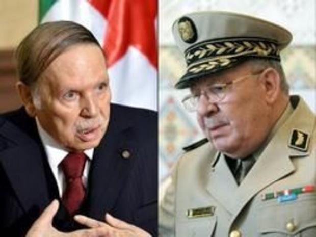"""L'armée algérienne demande une mise à l'écart """"immédiate"""" de Bouteflika"""
