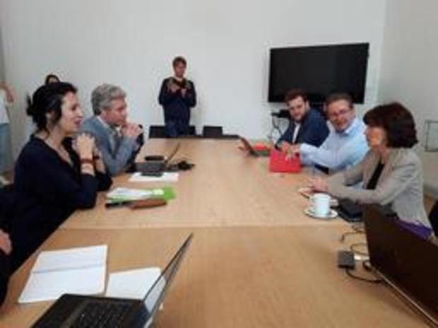 Groen beraadt zich over verdere stappen in Brussels formatieberaad