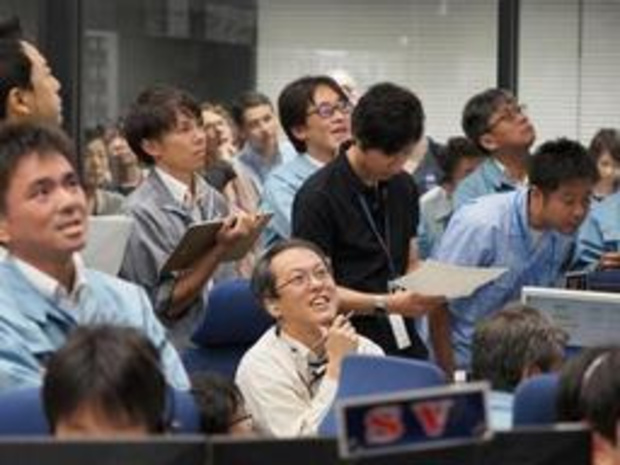 La sonde japonaise Hayabusa2 réussit son second atterrissage sur un astéroïde