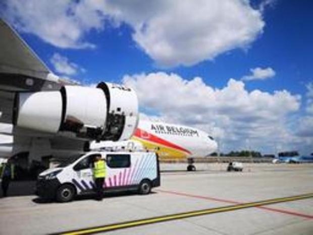Plus de 800.000 voyageurs (+3%) à l'aéroport de Charleroi en juillet, un record