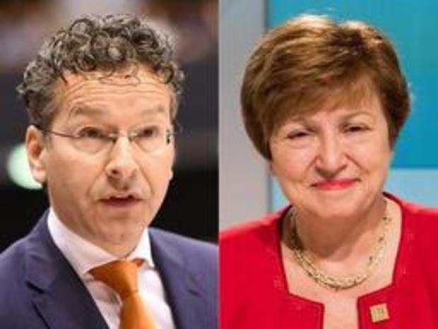 Le Néerlandais Jeroen Dijsselbloem n'est plus dans la course à la direction du FMI