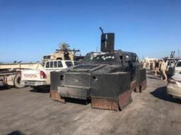 Les Etats-Unis retirent des militaires de Libye en raison des combats