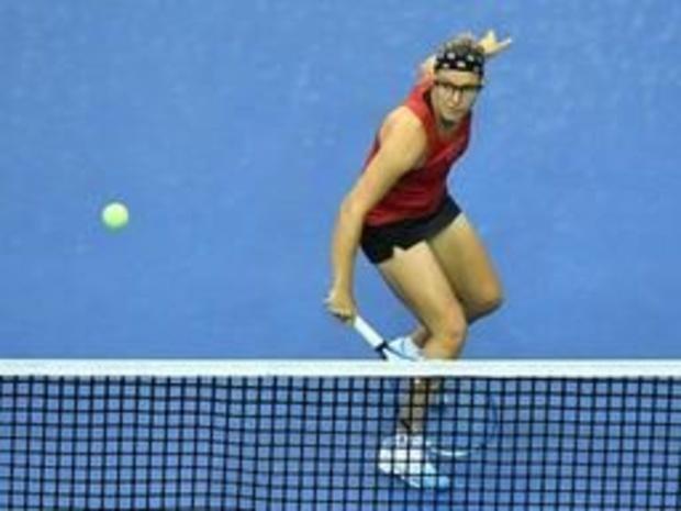 Flipkens défiera la Serbe Olga Danilovic au premier tour
