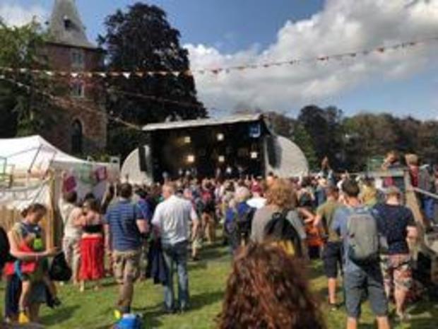 Quelque 28.500 festivaliers ont participé au festival LaSemo 2019