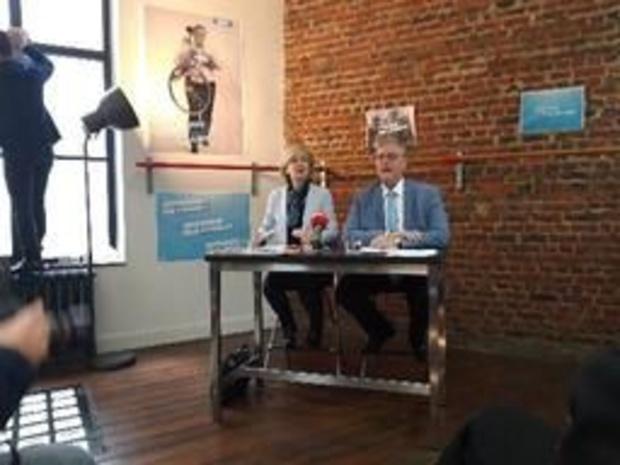 """Le MR """"optimiste pour Bruxelles"""" à l'approche de l'échéance électorale"""
