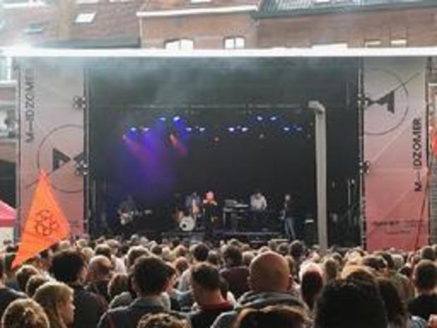 Vrouwen boven op tweede festivaldag van Leuvens festival M-IDZOMER