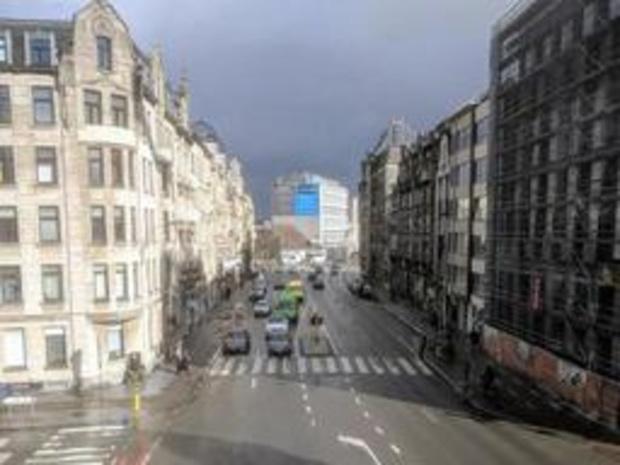 Deux blessés lors d'une fusillade dans le centre d'Anvers