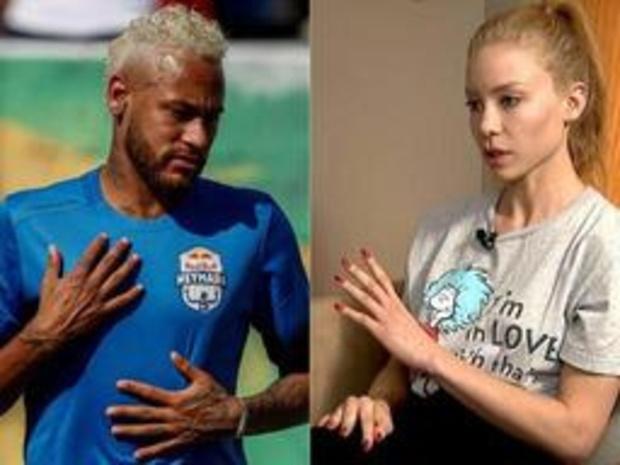 La police brésilienne réclame des poursuites contre l'accusatrice de Neymar pour viol