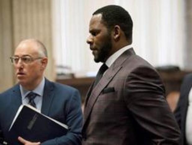 R. Kelly pleit onschuldig en blijft in gevangenis
