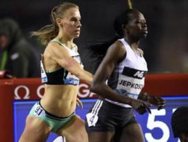 Memorial Van Damme - Eykens komt te kort voor WK-limiet op 800 meter