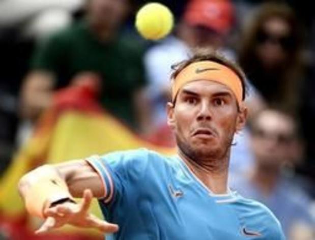 ATP Rome - Nadal gagne son 9e titre à Rome, contre Djokovic