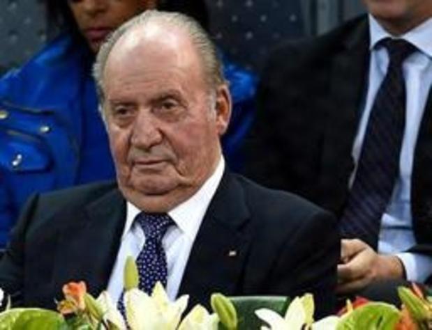 Spaanse ex-koning Juan Carlos trekt zich terug uit publieke leven