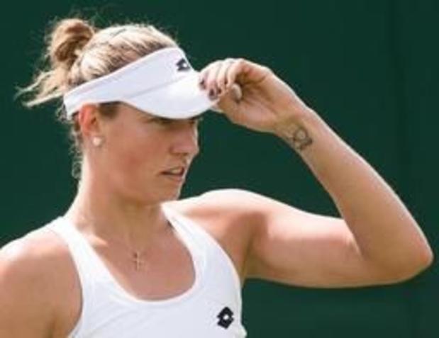 US Open - Wickmayer neemt eerste horde in kwalificaties