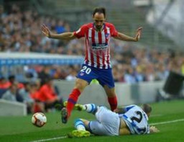 Juanfran quitte l'Atletico Madrid