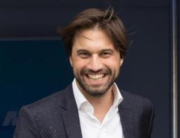 Georges-Louis Bouchez sénateur coopté du MR