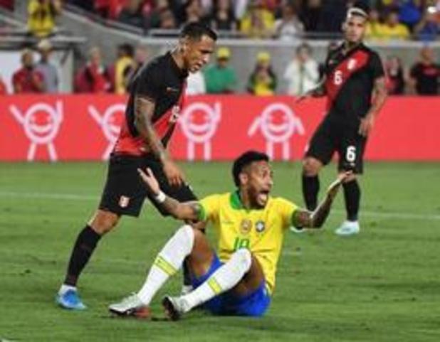 Brazilië lijdt eerste nederlaag sinds verlies tegen Rode Duivels op WK