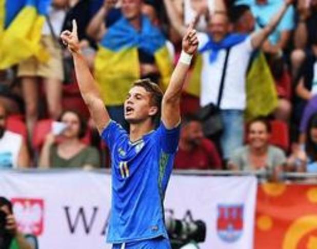Mondial U20 - L'Ukraine sacrée championne du monde des moins de 20 ans