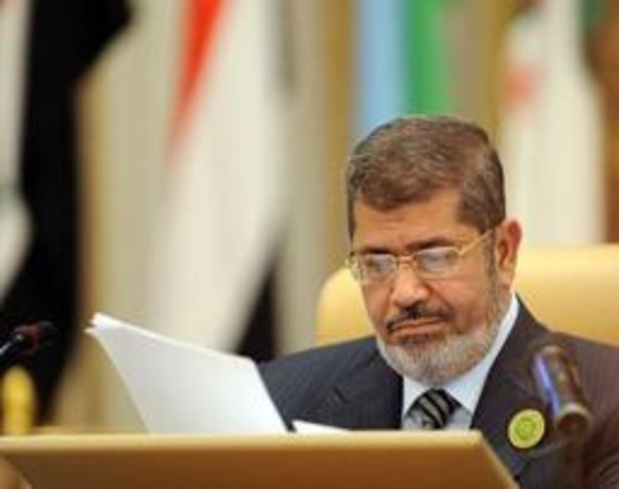 Egyptische ex-president Morsi begraven in Caïro