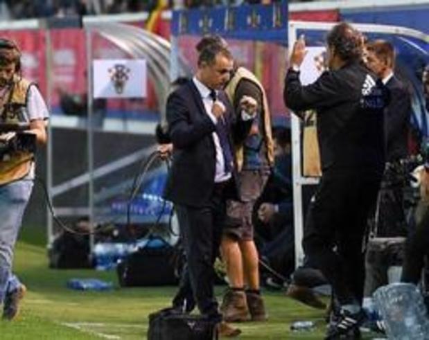 Kwal. EK voetbal (v) - Ives Serneels is tevreden coach na ruime zege tegen Kroatië
