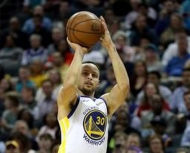 NBA - Kampioen Golden State begint foutloos aan play-offs