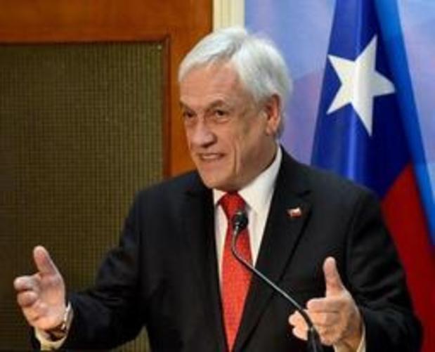 Chili weigert toelating tot het land aan medestanders Venezolaanse president Maduro