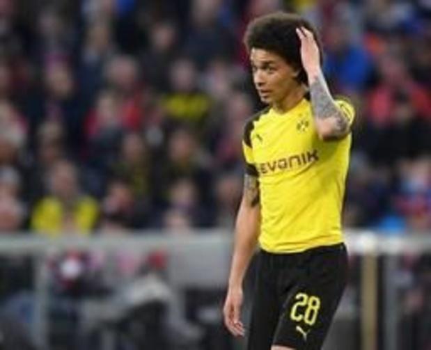 Les Belges à l'étranger - Witsel et Dortmund se remettent du 'Klassiker' en battant Mayence